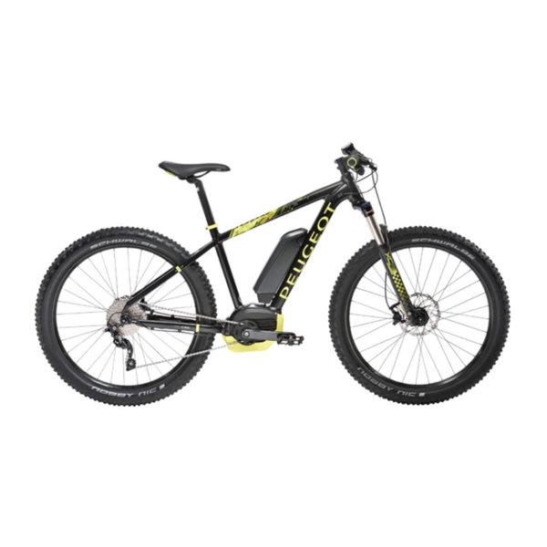 eM02 27,5 + SLX 10 универсален черен /  жълт
